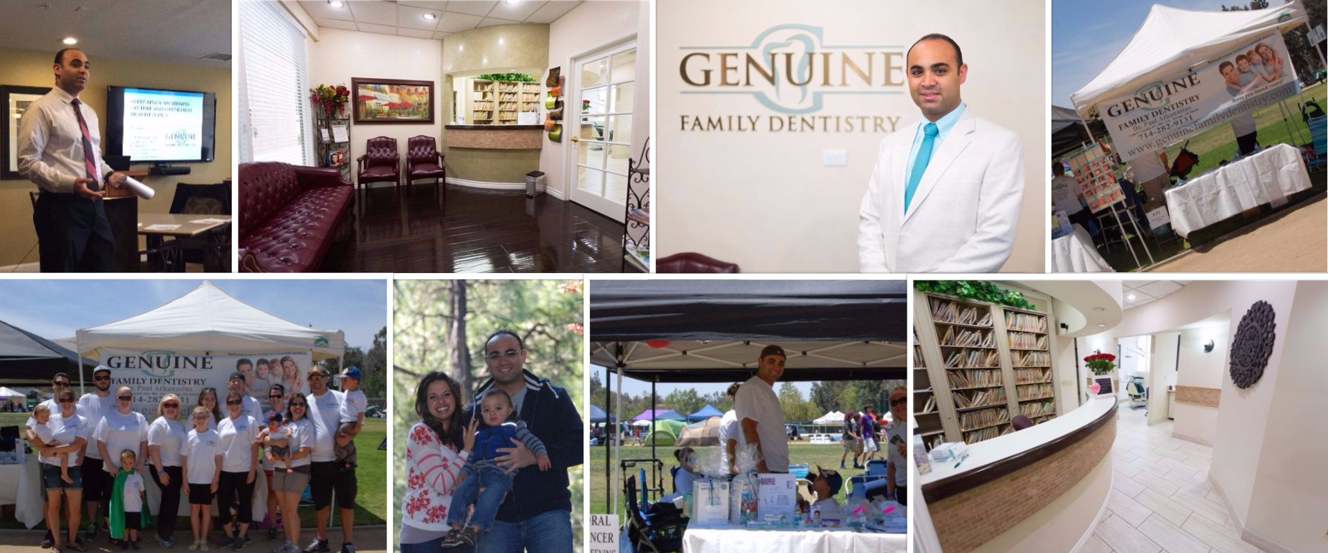 Dr. Paul - Local Orange County Dentist